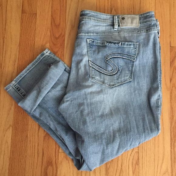 370077bd Silver Light Wash Sam Boyfriend Distressed Jeans. M_5b6a24878869f79916034dd0